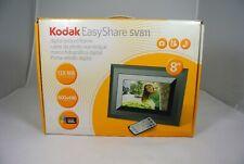 """Kodak EasyShare SV811 8"""" Digital Picture Frame"""
