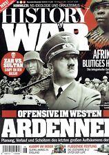 History of War 2016/06 Hitler Ardennen Balkan Kongo B-17
