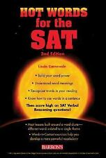 Hot Words for the SAT (Barron's Hot Words for the SAT) Carnevale, Linda Paperba