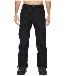 686 Rover Mens Snowboard Snow Ski Pant Black XL