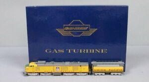 Athearn ATHG41053 HO Union Pacific Gas Turbine Locomotive w/DCC/Sound #57 EX/Box