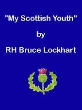 RH Bruce Lockhart scozzese interesse RUGBY BOOK