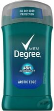 Degree Men Arctic Edge Deodorant Stick 3 oz (Pack of 5)