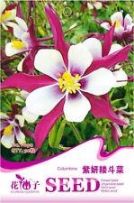 Original Package 50 Columbine Seeds Aquilegia Vulgaris Ranunculaceae Seed A190