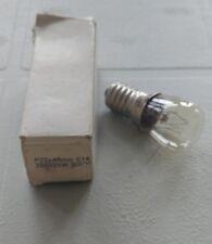 P22x48mm E14 250 Volts 25 Watts 300 degrees celcius light bulb lamp