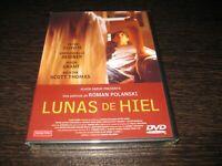 Lunes De Bitter DVD Peter Coyote Emmanuelle Seigner Scellé Neuf
