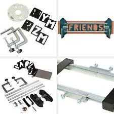 Sign Crafter Complete Sign Making Router Jig Template Kit FREE SHIPPING