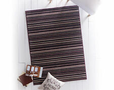 Rectangle Modern Striped Rugs