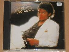 MICHAEL JACKSON -Thriller- CD