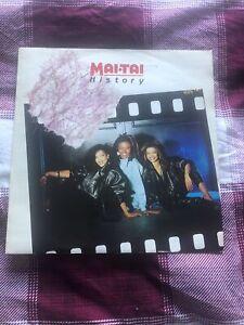 MAI TAI history 12 inch Vinyl Single