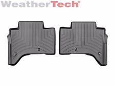 WeatherTech FloorLiner for Land Rover Range Rover - 2013-2017 - 2nd Row - Black