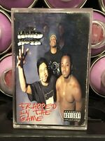 The Hard Boyz Trapped In The Game Cassette Tape 1996 Big Beat Rec Atlanta Rap