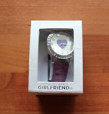 Justin Bieber's Girlfriend Watch Purple
