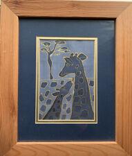 Childrens Room Decoration. Giraffe Interest