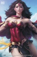 Wonder Woman #65 B Stanley Artgerm Lau Variant VF+/NM+