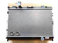 GENUINE MG3 COOLANT RADIATOR BRAND NEW WITH HOSE CLIPS PART NO 10090902