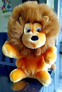 Vintage Peluche lion Le Crédit Lyonnais années 2012-13