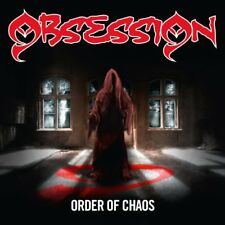 OBSESSION-ORDER OF CHAOS-JAPAN CD BONUS TRACK F75