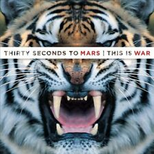 30 Seconds to Mars / This Is War *NEW* CD (Thirty)