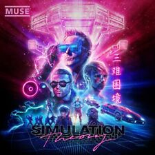 274784 Simulation MUSE The Dark Side 2018 Rock PRINT GLOSSY POSTER FR