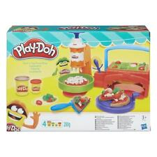 Game Playdoh Play Doh Pizzeria Pizza Shop Plasticine Hasbro Pasta Contoured