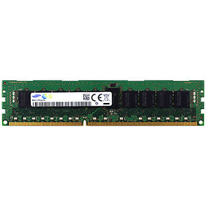 Samsung 8GB 1Rx4 PC3L-12800R DDR3 1600 MHz 1.35V ECC REG RDIMM Memory RAM 1x 8G