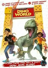 Welcome To Dino World - Kickstarter Roll & Write Card Game - Alley Cat Games