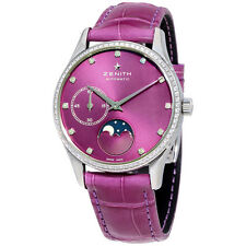 Zenith Elite Automatic Moonphase Ladies Watch 16.2310.692/92.C750