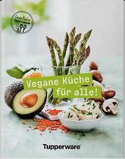"""Tupperware Kochbuch """"Vegane Küche für alle!"""""""