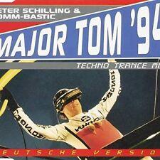 Peter Schilling Major Tom '94 (Techno Trance Mix-Deutsch; & Boom-Bas.. [Maxi-CD]
