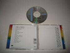 WHAM!/THE FINAL(EPIC/CDEPC 88681)CD ALBUM