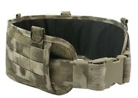 Tactical belt Pouch molle pals Modular millitary paintball vest airsoft atacs au