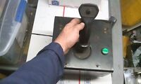 old arcade controller joystick
