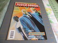 JUDGE DREDD MEGAZINE  ISSUE 9   JUNE 1991  FLEETWAY COMICS  WITH