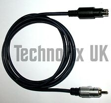 Linear amplifier PTT/switching cable Yaesu FT-450 FT-950 FT-840 FT-847 (8 pin)