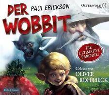 Der Wobbit - Hörbuch von Paul Erickson (Der Hobbit Parodie)