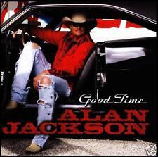 ALAN JACKSON - GOOD TIME CD ~ MARTINA McBRIDE *NEW*