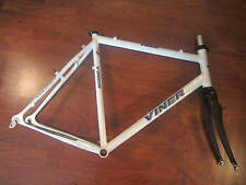 VINER DEDACCIAI FIRE CYCLOCROSS CX BIKE FRAME CARBON FORK 56 CM