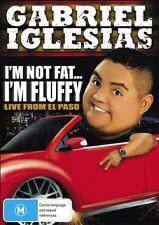 Gabriel Iglesias - I'm Not Fat I'm Fluffy (DVD, 2011) - Region Free