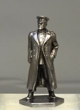 Tin Toy Soldier Assembled Unpainted Marshal Zhukov 54mm 1/32 miniature