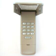 LiftMaster 877MAX Wireless Garage Door Keyless Entry Code Keypad 377LM 977LM Com