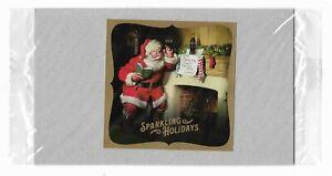 MNH USA Sc# 5336 Coca Cola Santa Sparkling Holidays Souvenir Sheet Forever Stamp