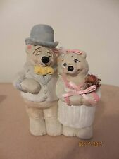 Dreamsicles Angel Cherub #Da457 Wedding Bear Couple 1994