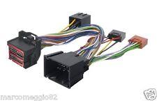 Cavi personalizzati per kit vivavoce con navigatore ALFA MITO 13> FIAT 500L 12