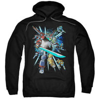 VOLTRON LIONS SHARE Licensed Adult Hooded and Crewneck Sweatshirt SM-3XL