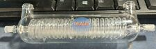 """RADNOTI WATER JACKETED COIL CONDENSER 6.5"""" LENGTH 1.25"""" diam"""