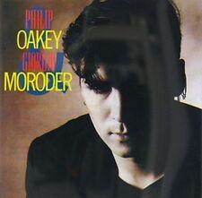GIORGIO MORODER/PHILIP OAKEY - PHILIP OAKEY & GIORGIO MORODER NEW CD