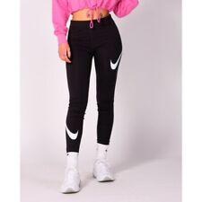 Nike leggins pantaloni tuta donna sport tempo libero colore nero COD CJ1944-010