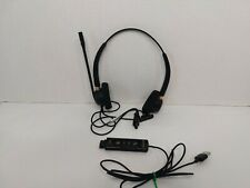 Plantronics HW520 USB Headset PLUS DA80 - Audio Processor