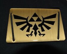 Licensed Nintendo Legend of Zelda RFID Blocking Slim Aluminum Card Wallet NIP